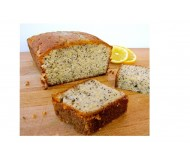 Katz Gluten Free Lemon Poppy Loaf, 13.5 Oz. (Case of 6)