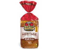 Canyon Bakehouse Heritage Style Whole Grain Bread, 24 Ounce Loaf