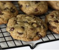 Low Sugar Gluten Free Chocolate Chip Cookies