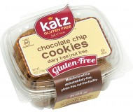 Katz Gluten Free Chocolate Chip Cookies