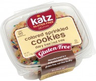 Katz  Gluten Free Colored Sprinkle Cookies