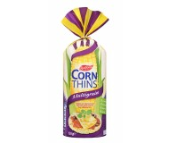 REAL FOODS CORN THINS MULTI GRAIN