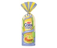REAL FOODS CORN THINS ORIGINAL