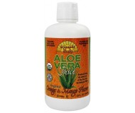Dynamic Health Fruit Liquid Supplement, Aloe Vera Orange Mango