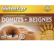 Kinnikinnick Cinnamon Sugar Donuts