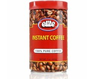Elite Instant Coffee, 7.05 Oz Bag [Case of 12]
