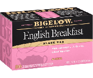 Bigelow Tea, English Breakfast