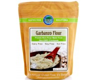 Authentic Foods Garbanzo Flour, 1.25 lb