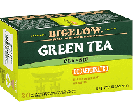 Bigelow Tea, Green Tea, Decaf