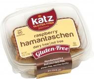 Katz Gluten Free Raspberry Hamantaschen