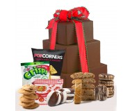 Sweet & Merry Holiday Gift Tower