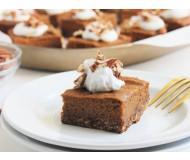 flourless pumpkin pie