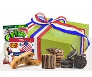 Celebrate Independence Day, July 4th Gift Box