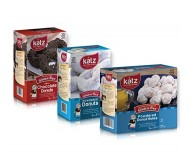 Katz Gluten Free Donut Variety Pack - Powdered Donuts, Triple Chocolate, & Powdered Donut Holes