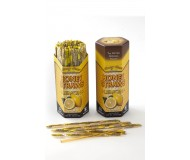 Honey Acres Honey Straws, Lemon Flavor, 100 Straws