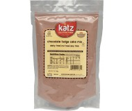 Katz Gluten Free Chocolate Fudge Cake Mix (Case of 6)