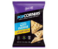 Popcorners, White Cheddar, Large