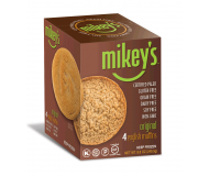 Mikey's Muffins Gluten Free English Muffins, Original, 8.8 Oz [8 Pack]