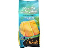 Pamela's Gluten Free Classic Vanilla Cake Mix, 21 Oz [6 Pack]