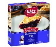Katz Gluten Free Blueberry Pie