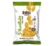 Inka Chips Plantain Chips,