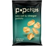 Popchips, Sea Salt Vinegar, 5 Oz Bag