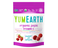 Yummy Earth Organic Lollipop Pouch, Vitamin C Pops