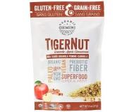Organic Gemini Tigernut Raw Granola - Apple Cinnamon, 8 Ounces (Case of 6)