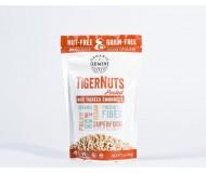 Organic Gemini Tigernut Raw Snack - Peeled, 12 Ounces (Case of 12)