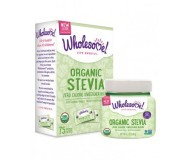 Wholesome Sweeteners Organic Stevia, Sugar Packets