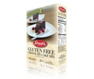 Streit's Gluten Free Chocolate Cake Mix, 12 Oz Box [6 Pack]
