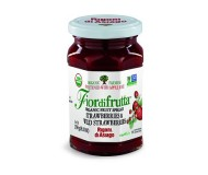 FIORDIFRUTTA JAM JAR, STRAWBERRY