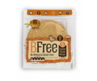 BFree Gluten Free Sweet Potato Wraps, 8.89 Oz [3 Pack]