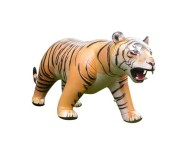 Jet Creations Inflatable Lifelike Life Size Replica Tiger, 40 Inches Tall