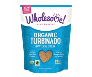 Wholesome Sweeteners, Turbinado Raw Cane Sugar