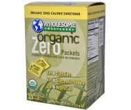 Wholesome Sweeteners Organic Zero, Sugar Packets
