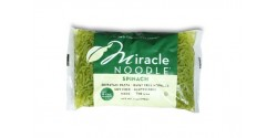 Miracle Noodle, Gluten Free Spinach Angel Hair, 7 Oz. [6 Pack]