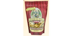 Bakery On Main, Gluten Free Nutty Cranberry Maple Granola, 12 Oz Pack (Case of 6)
