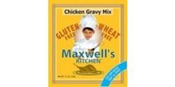 Maxwell's Kitchen Gluten Free Chicken Gravy Mix - Case of 12