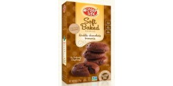 Enjoy Life Gluten Free Soft-Baked Cookies, Double Chocolate Brownie (Case of 6)