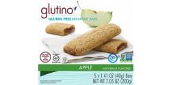 Glutino - Gluten Free Apple Breakfast Bars [Case of 6]