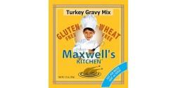 Maxwells Kitchen - Gluten Free Turkey Gravy Mix
