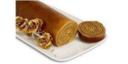 Euforia All Natural Gluten Free Thousand - Layer Roulade, Roll