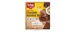 Schar's Gluten Free Chocolate Hazelnut Bars