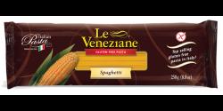 Le Veneziane Gluten Free Corn Pasta Spaghetti - Case of 12