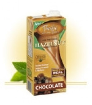 Pacific Foods Hazelnut Milk, Chocolate