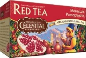 Morrocan Pomegranate Roobios Red Tea