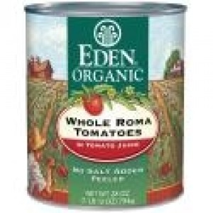 Eden Organic Whole Tomatoes