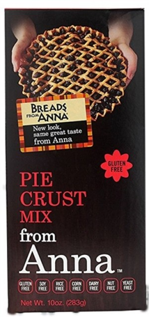 Breads From Anna GF Pie Crust Mix (6 Pack)