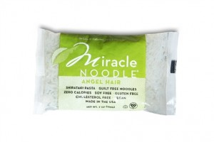Miracle Noodle, Angel Hair, 7 Oz. (Case of 24)